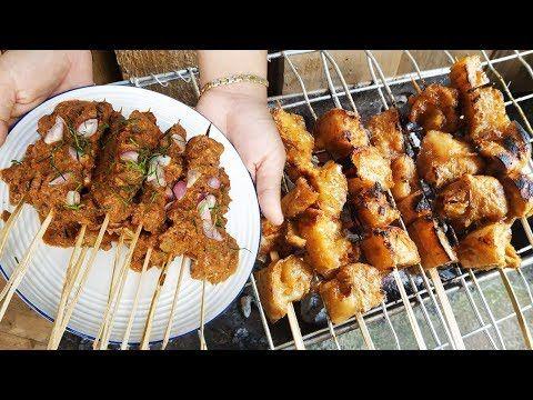 Resep Sate Tahu Ala Kaki Lima Ide Usaha Kuliner Youtube Resep Masakan Masakan Resep