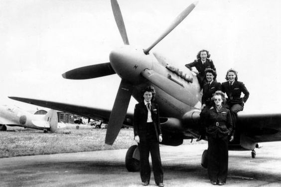"""Photograph-Women of the Air Transport Auxiliary-7""""x5"""" Photo Print made in the USA"""
