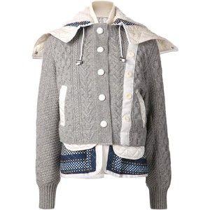 SACAI layered jackets