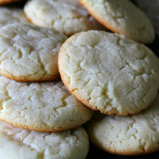 Quick and Easy Sugar Cookies