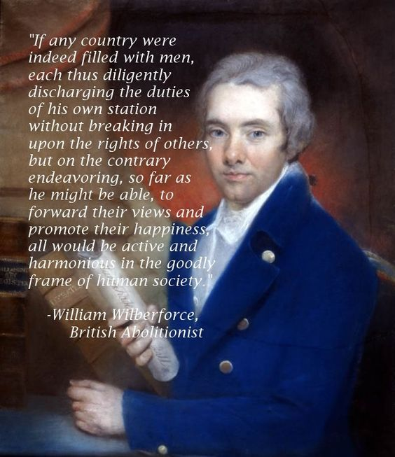 William Wilberforce | Inspirational Quotes | Pinterest