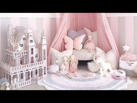 غرف نوم خياليه للبنات الصغار Girls Rooms With Magic Youtube Toddler Bed Room Bed