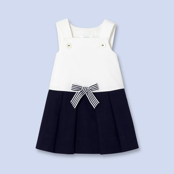 Holly and Hunter dress by Bonnie Blue Designs would be great!: