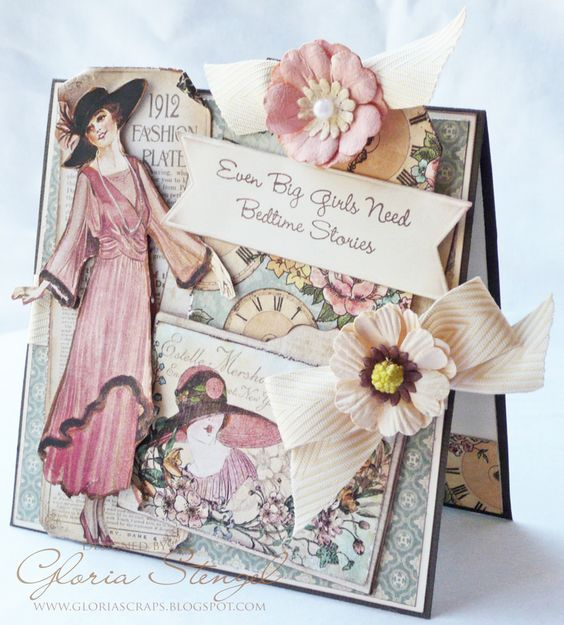 Scraps of Life: Crafts 'n Things Celebrates the Ladies!