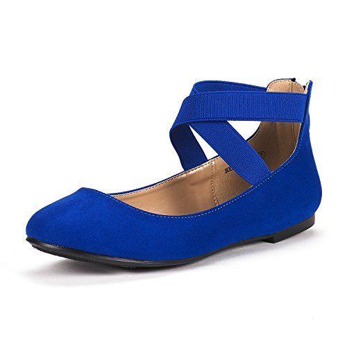 Ankle strap flats, Flat dress shoes