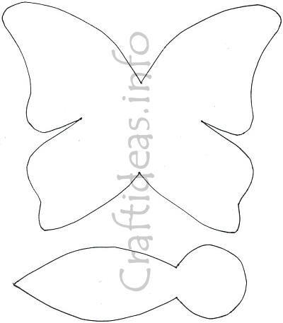 mariposas de papel  Buscar con Google   Pinteres