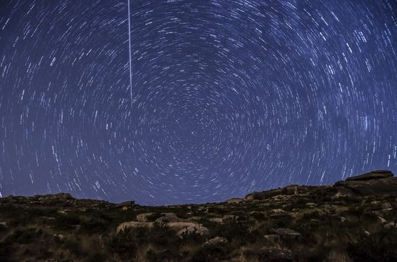 #star trails