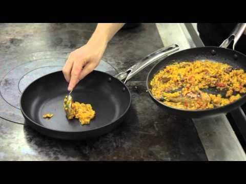 14. Paella. '20 platos de Andrés Iniesta cocinados por David Muñoz' - YouTube