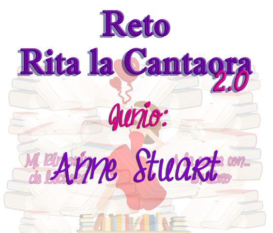 Junio #RitaStuart Anne Stuart