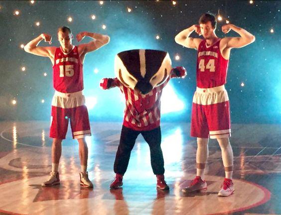 Wisconsin Badgers Basketball #MakeEmBelieve