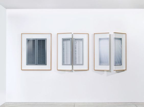 Shutters, 2013, by Ron Gilad