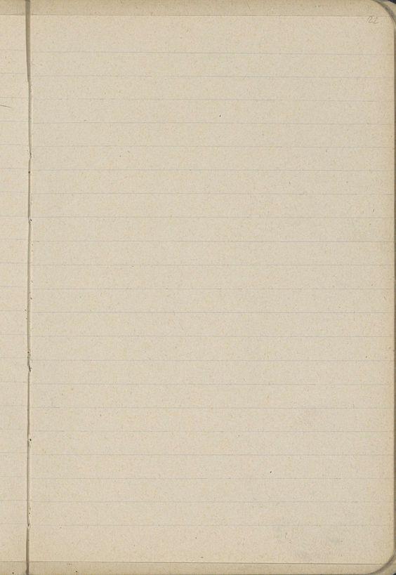 George Hendrik Breitner | Pagina 22: Blanco, George Hendrik Breitner, c. 1903 | Pagina 22 uit een schetsboek met 32 bladen.