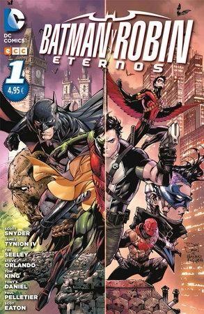 Batman y Robin eternos Vol.1