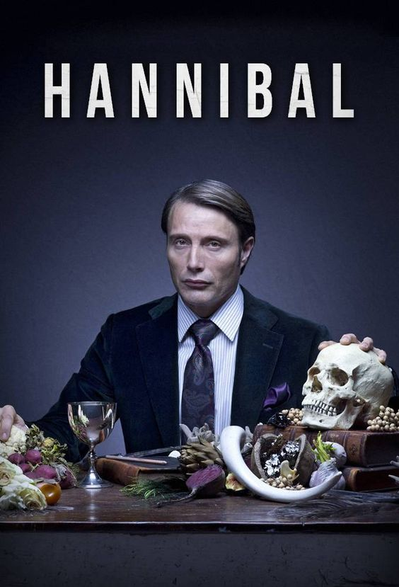Hannibal Poster,