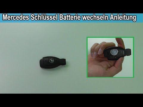 Mercedes Schlussel Batterie Wechseln Mercedes Benz A B Klasse