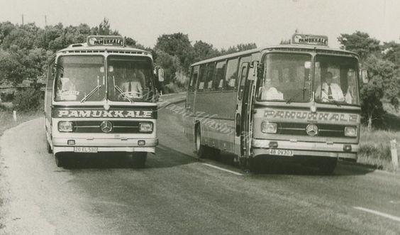 302 Mercedes Pamukkale Otobus Turizm Seyahat