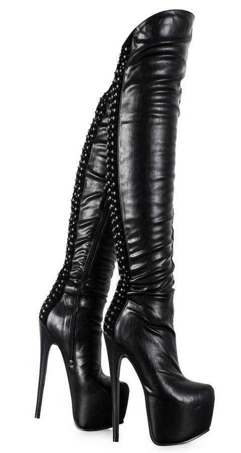 Platformhighheels   Boots, High heel boots, High heels