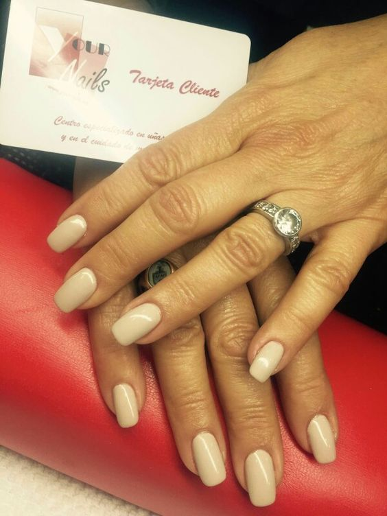 Uñas Gel. Yournails Msjadahonda