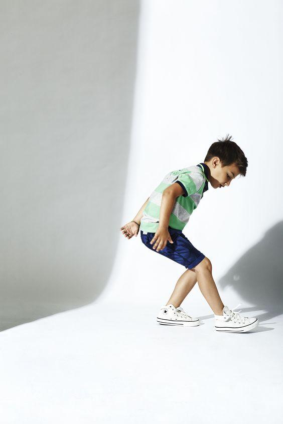 Kid garçon Summer