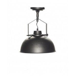 Pinterest urban interiors industri le plafondlamp vintage zwart licht verlichting - Licht industriele vintage ...