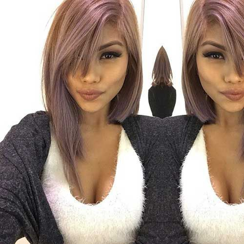 20 Long Asymmetrical Haircuts
