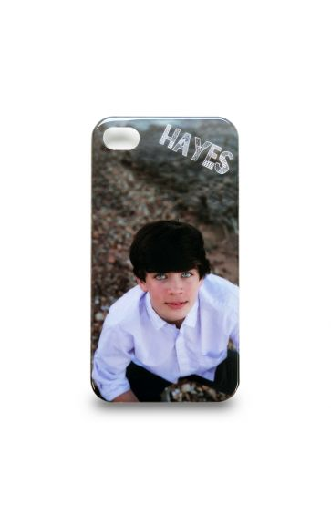 Hayes Grier Hayes Grier iPhone 4/4S Phone Case - BLV Brands