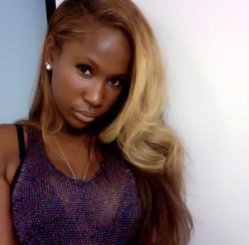 Exploring hair color options for dark skinned women like ...