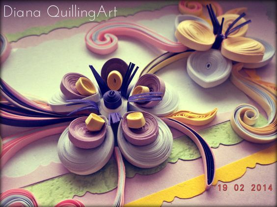Diana QuillingArt34
