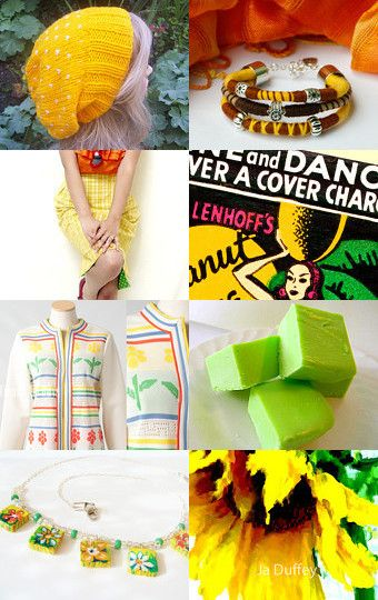 The Sun Will Shine! by Lilli Blue on Etsy--Pinned with TreasuryPin.com