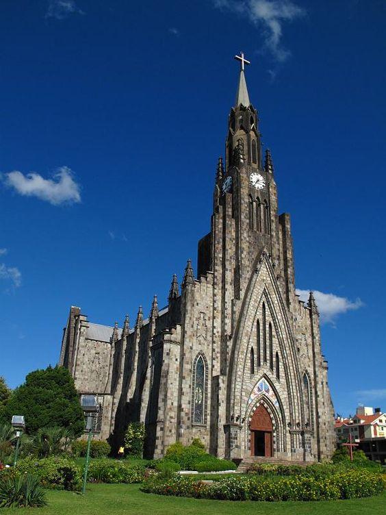 Catedral de Pedra - Canela - Rio Grande do Sul - Brasil
