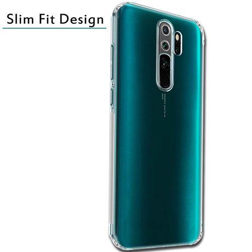 گارد ژله ای شفاف فول کاور شیائومی ردمی نوت 8 پرو 2 Xiaomi Galaxy Phone Samsung Galaxy Phone