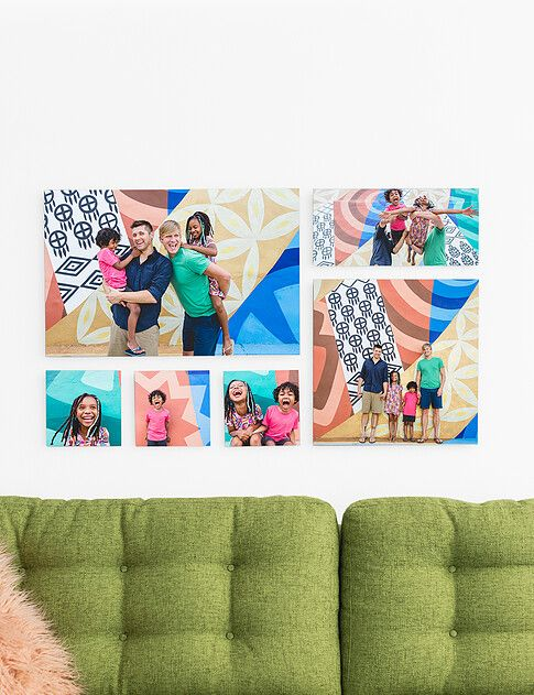 Personalized Wall Art Your Walls Your Photos Mpix Personalized Wall Art Personalized Wall Modern Wall Art