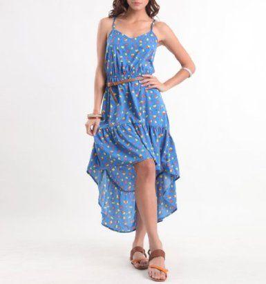 O'neill Womens Sunkissed Hi Lo Dress