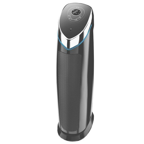 GermGuardian 3-in-1 Digital Air Cleaning System, Black