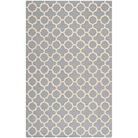 Add a dash of stylish flair to your floors with this eye-catching rug, artfully crafted for lasting appeal.   Product: Rug