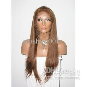 Wholesale color 30silky straight high quality lace wig, Free shipping, $258.79-395.37/Piece   DHgate
