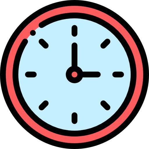 Wall Clock Free Vector Icons Designed By Freepik Clock Icon Icon Design App Icon