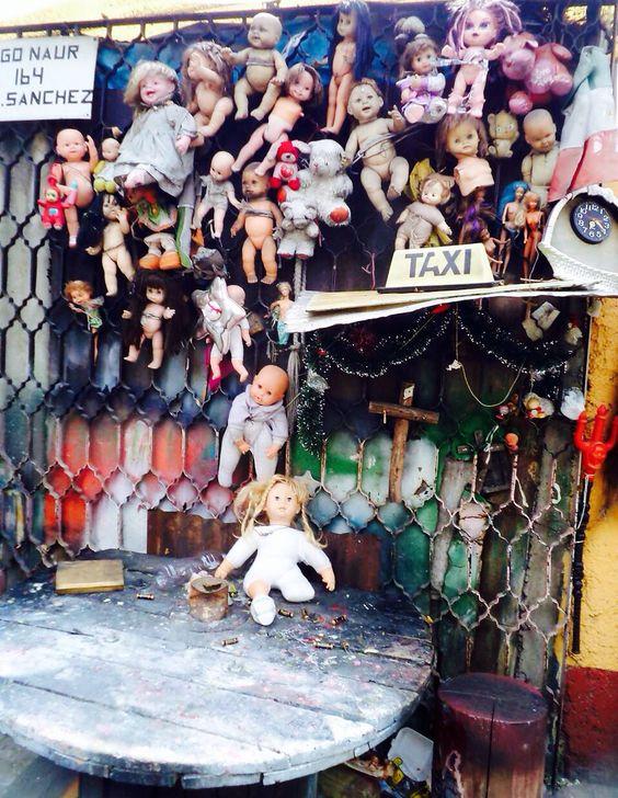 Colección de muñecas
