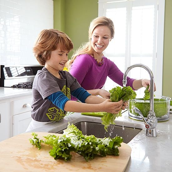 A step-by-step guide for teaching your child how to measure, chop, slice, flip, bake, and more.