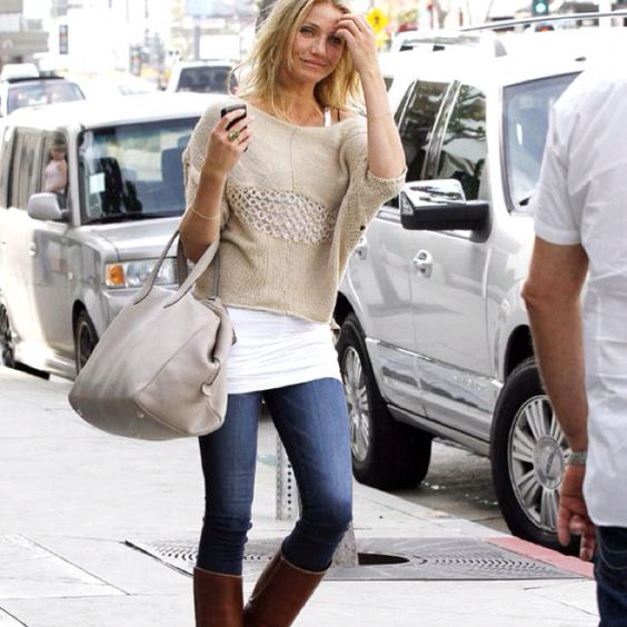 Love. Casual and comfy without the frumpy! (My motto)