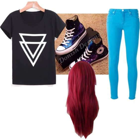 Untitled #3 by bethany-carter on Polyvore featuring polyvore fashion style Converse