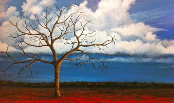 Limited Edition Fine Art Print by Joelle Cathleen.  Expanse .