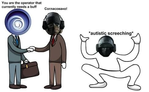 Blitz Doesn T Need A Buff Rainbow Six Siege Memes Tasteless