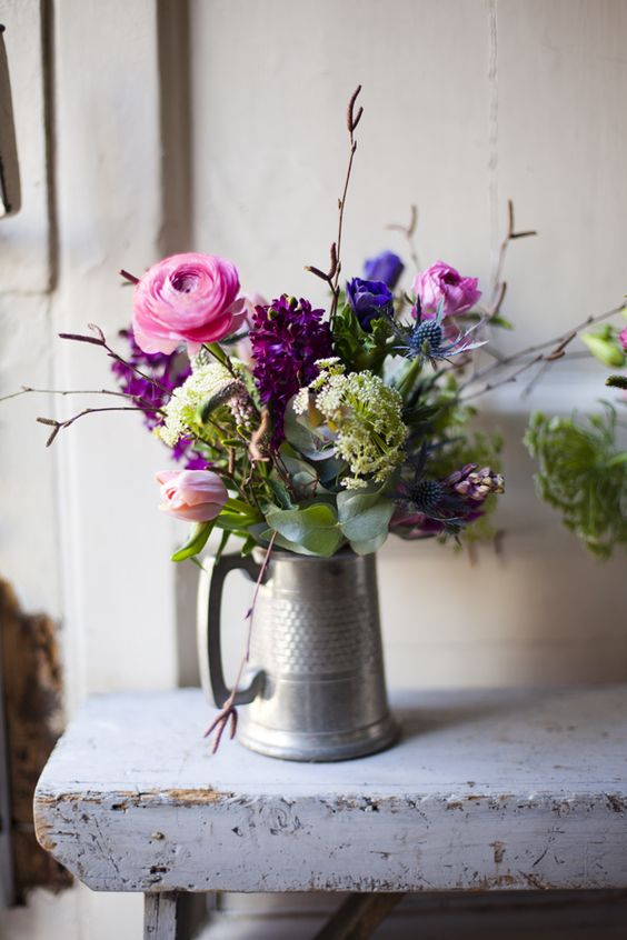 Mark Grehan's Top Dinner Table Flower Arranging Tips... | DonalSkehan.com