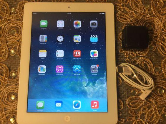 Apple iPad 2 16GB Wi-Fi 9.7in - White (MC979LL/A) https://t.co/U4hGP4hNxg https://t.co/to9qh1h94F