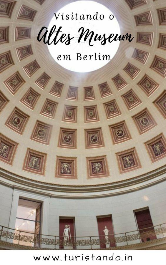 0f07ddbd753898d62739b0fa017251ee O Altes Museum em Berlim