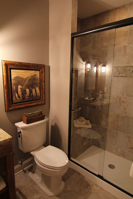 Pinterest the world s catalog of ideas - Small bathroom designs with shower ...