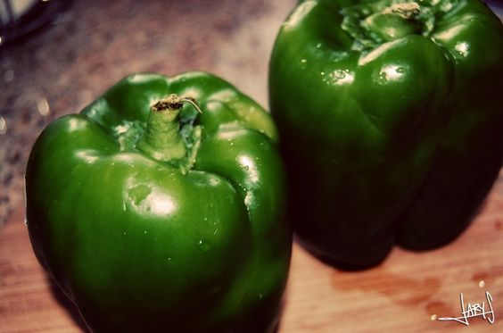 Stuffed #Peppers! Hope you get inspired!