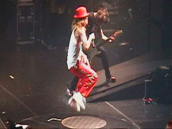 Kid Rock In The Air Photo:
