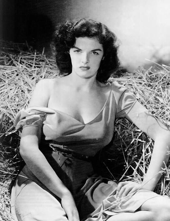 """Yes, Howard Hughes invented a bra for me. Or, he tried to. And one of the seamless ones like they have now. He was way ahead of his time. But I never wore it in ""The Outlaw"" (1943). And he never knew. He wasn't going to take my clothes off to check if I had it on. I just told him I did"".                                                                             Jane Russell"